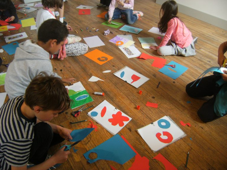 scolaires-musee art moderne